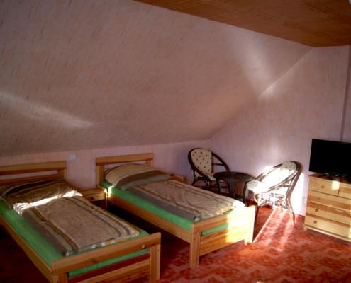 pohodlný interiér